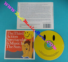 CD singolo The Third Action Spectacular Is Music in the Sun CURVE13CD UK 00(S30)