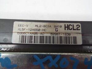 Engine ECM Electronic Control Module 6-183 3.0L US Market Fits 99 RANGER 243563