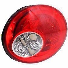 VW Volkswagen Beetle 2006-2010 Tail Light Lamp Brake Light Right Passenger Side