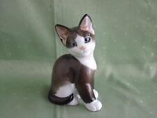 Schöne Rosenthal Figur als Spielende Katze