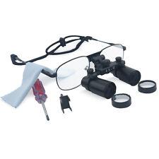 Dental Surgical 4 X 360 460mm Loupes Medical Binocular Glasses Dentist Magnifier