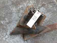 (6) Miscellaneous cultivator sweeps  (DK) Tag #125