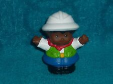 Fisher Price Little People Safari Zoo Keeper Boy Michael