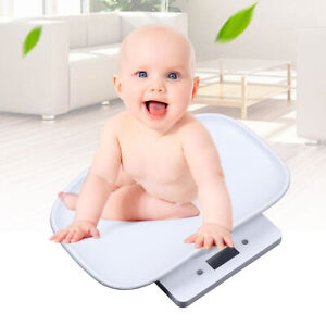 Baby Weight Scale Digital LCD Electronic Body Pet Puppies Kittens Scales