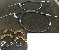 TOYOTA CELICA  VVTI 1.8 VVTI 1999-06 BRAKE CABLE REAR HAND BRAKE SHOE CABLE
