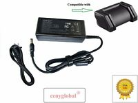 AC - DC Power Adapter for Nyne Rebel Portable Wireless Bluetooth Speaker Charger