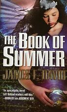 The Book of Summer by James F. David FREE AUS POST used paperback