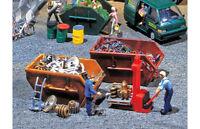 FALLER Skips (2) Model Kit HO Gauge 180908