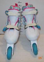 roller derby Falcon GTX Roller Blades Inline Skates Girls size 12-2