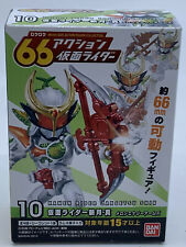 NEW 2014 Kamen Rider Zangetsu Shin Bandai 66 ACTION Figure 01 -Masked Rider JP