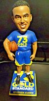 2016 Stephen Curry NBA wins record 73 wins Golden State Warriors NIB bobblehead