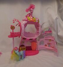 Hasbro 2008 My Little Pony Sweet Belle's Gumball Toy House Plays Music plus Pony