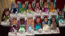 "Lot of 21 Complete Set Disney Store Animators Animator 16"" Toddler Dolls NIB"