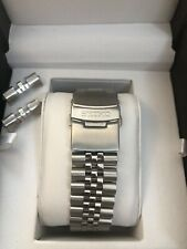 SEIKO 22mm Jubilee Stainless Steel Strap / Band / Bracelet BARGAIN!