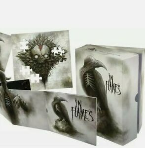 In flames sounds of a playgroung fading deluxe box set CD DVD