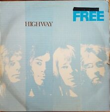 Free - Highway - Vinyl LP 33T - France 1970