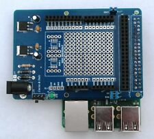 Rksb RP B + gpio shield base interface pcb pour Raspberry PI a + b + & Arduino