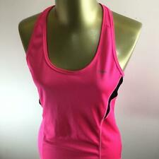 HIND Sleeveless Pink Racerback Activewear Fitness Running Tank Top Womens Size M
