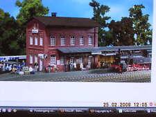 Faller H0 110099 H0 Bahnhof Waldbrunn Ziegelbau  Bausatz NEU