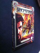 greystorm N° 4 la fine dell'iron cloud - bonelli editore