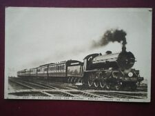 POSTCARD SR LOCO NO 476 - UP WEST OF ENGLAND DINING EXPRESS EXETER - LONDON