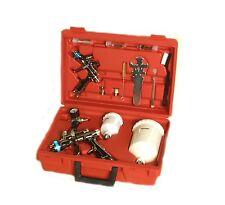QualSpray AM-5008/8008 SPRAY Gun Package for Woodworking & Lutherie