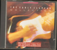 The Early Clapton Collection NEW CD 20 track ERIC CLAPTON YARDBIRDS JOHN MAYALL