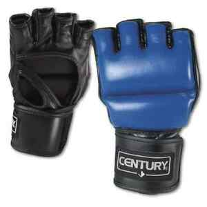Century Silver Label MMA Mixed Martial Arts Fight Gloves New Size XL