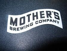 MOTHERS BREWING COMPANY Springfield milf STICKER decal craft beer brewery