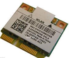Dell Wireless DW1502 D006W Wireless 802.11B/G/N PCI-E Half mini AR5B95 AR9285