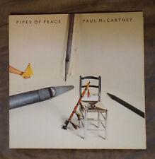 Paul McCartney Pipes Of Peace On Vinyl