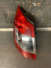 Renault scenic 2006 passenger side rear light 2sk0086590791