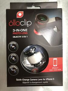 Olloclip 3-in-one Photo Lens Iphone 5