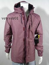 NWT OAKLEY Squadron Lite Snowboard Thinsulate Water-Repellent Jacket Red size XL