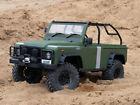 Scale RC Truck Body Shell 1/10 MARAUDER V2 Rock Crawler Shell - CLEAR- #48723
