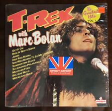 T Rex Mark Bolin Greatest Hits Vintage Sealed Record