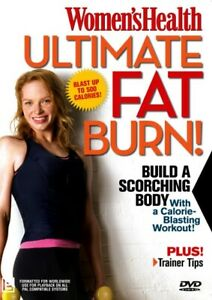 NEW: Women's Health : Ultimate fat Burn ( Workout DVD )