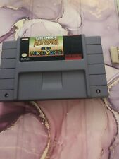 Super Mario All-Stars + Super Mario World (Super Nintendo Entertainment System)