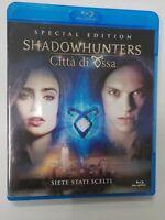 Shadowhunters Città di Ossa - Blu-ray - Originale - Nuovo - COMPRO FUMETTI SHOP
