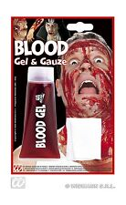 GEL DE SANG & Gaze Film de Sang Sang Horreur Halloween
