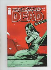 Walking Dead #47 - Mother & Child, No One Is Safe - (9.2) 2008