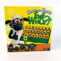Aardman Shaun the Sheep Guessing Game Ewe Who? Guess the Sheep New