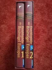 Enzyklopädie der Brutvögel Europas, 2 Bd.