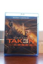 """Olivier Megaton's TAKEN 3 (Blu-ray, Unrated, 2015) Liam Neeson """"NEW"""""""