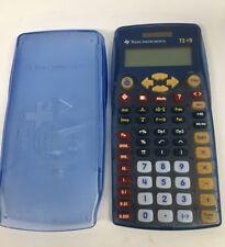 Texas Instruments Ti-15 Calculator Works