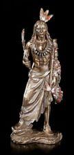 indio guerrero Figura - Western Luchador Estatua Decorativa CACIQUE