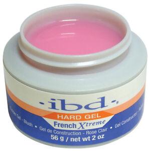 IBD LED/UV French Xtreme Builder Gels - Blush Pink 2 fl. oz / 56 g  On Sale