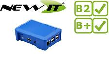 CYNTECH Blue Case  for the Raspberry Pi  -2 and Model B+ (B Plus)