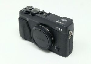 Fujifilm X-E2S Schwarz Gehäuse