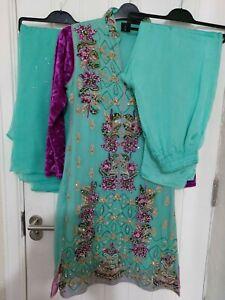 Asian Fancy Embroided Shalwar Kameez Dress